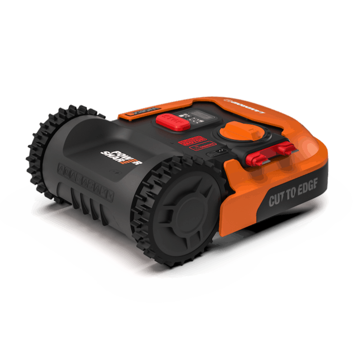 WR140E Cut to Edge Electric Mower