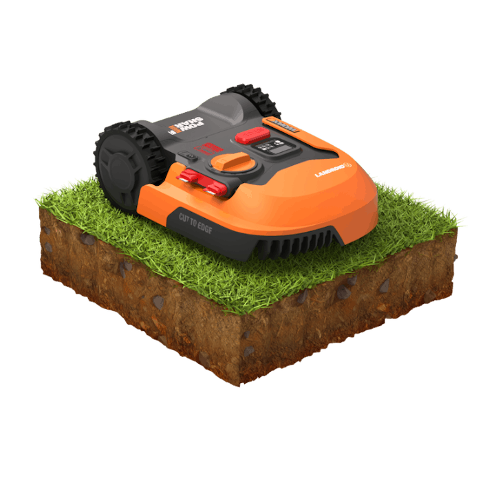 WR140E - Most Trusted Electric Mower
