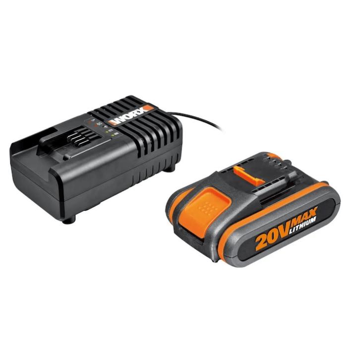20v Li-ion Battery & Charger Kit