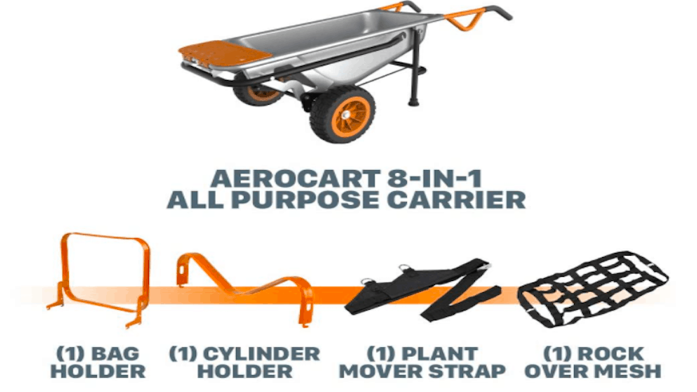 8-In-One Carrier