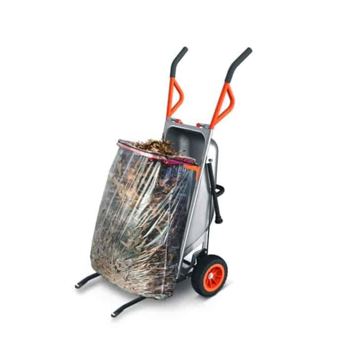 Aerocart 8 in 1 Wheelbarrow bag holder