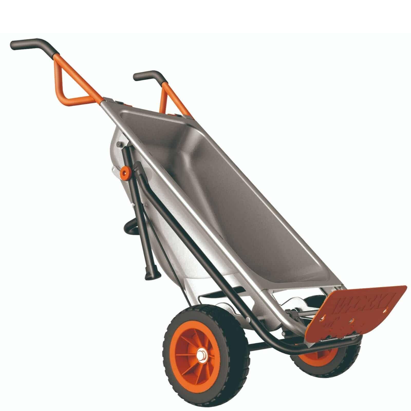 Aerocart 8 in 1 Wheelbarrow hand trolley