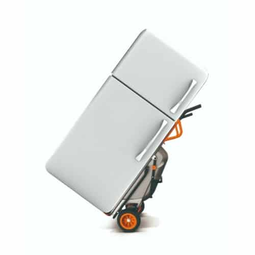 Aerocart 8 in 1 Wheelbarrow trolley jack