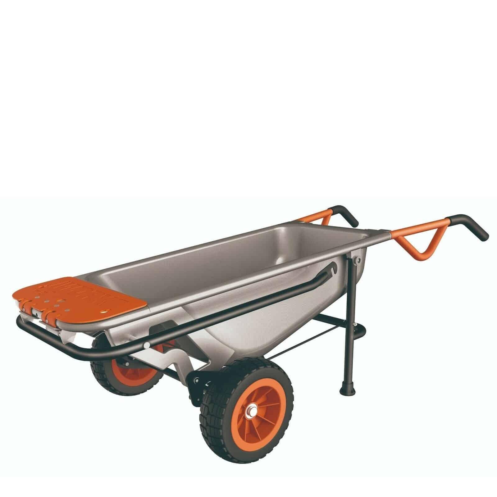 Aerocart 8 in 1 Wheelbarrow